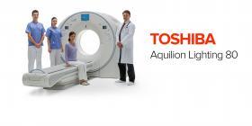 TOSHIBA PREZINTă UN NOU AQUILION LIGHTING 80 CT SCANNER - Bimedis - 1