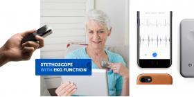 EKO DUO - NOUL STETOSCOP MOBIL CU CAPACITATE ECG - Bimedis - 1