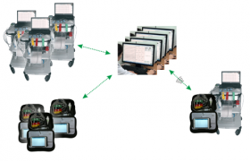 CALCULATOARELE ELECTROCARDIOGRAFICE șI ANALIZELE ECG DE LA DISTANță REPREZINTă O ALTERNATIVă MODERNă LA ANALIZELE ECG CLASICE șI ECG îN FORMAT TIPăRIT. - Bimedis - 1