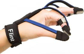 REHABILITATION DEVICE (MUSICGLOVE) RESTORES USE OF HAND AFTER STROKE - Bimedis - 1